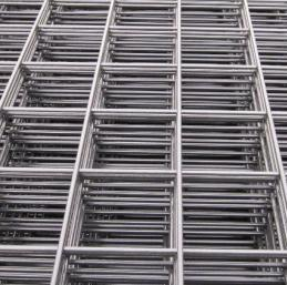 Galvanized Welded Wire Mesh Panel in Construction