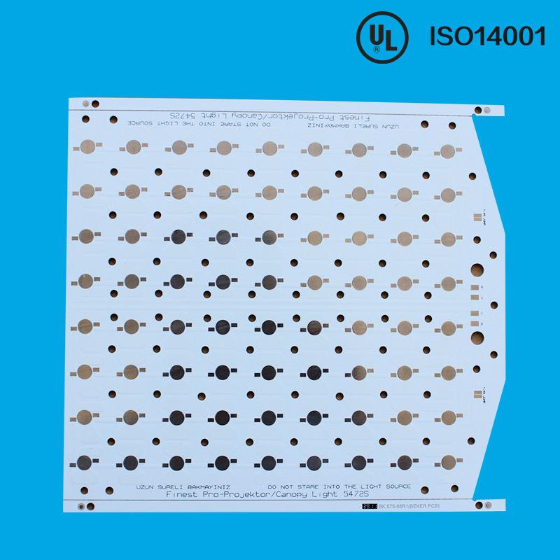 High Thermal Metal Core Aluminium PCB