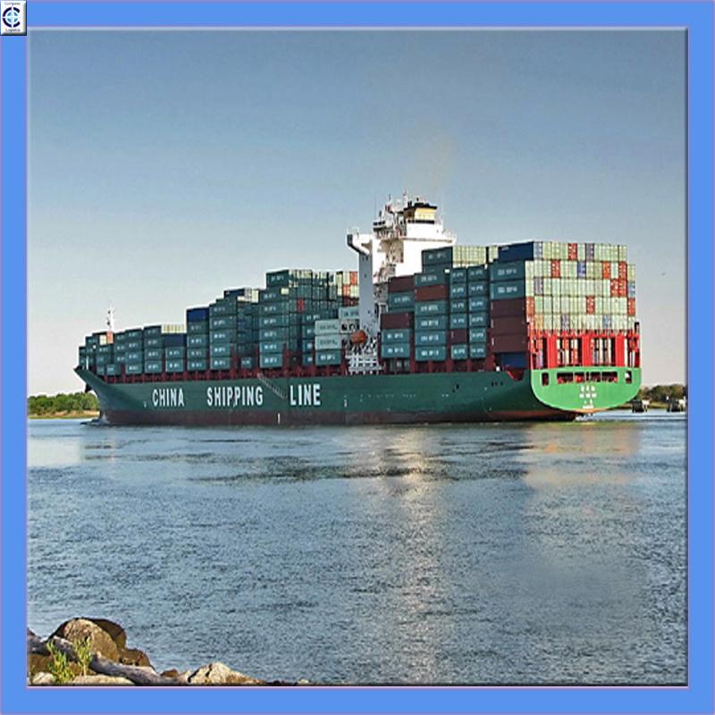 20gp/40gp/40hq Container International Logistics to Tema Ghana