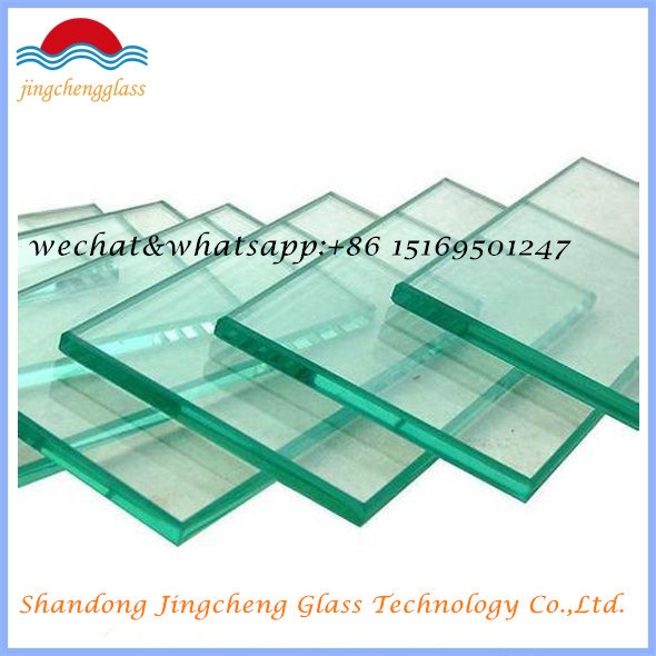 Tempered Building/Window/Security Glass with SGS Certification