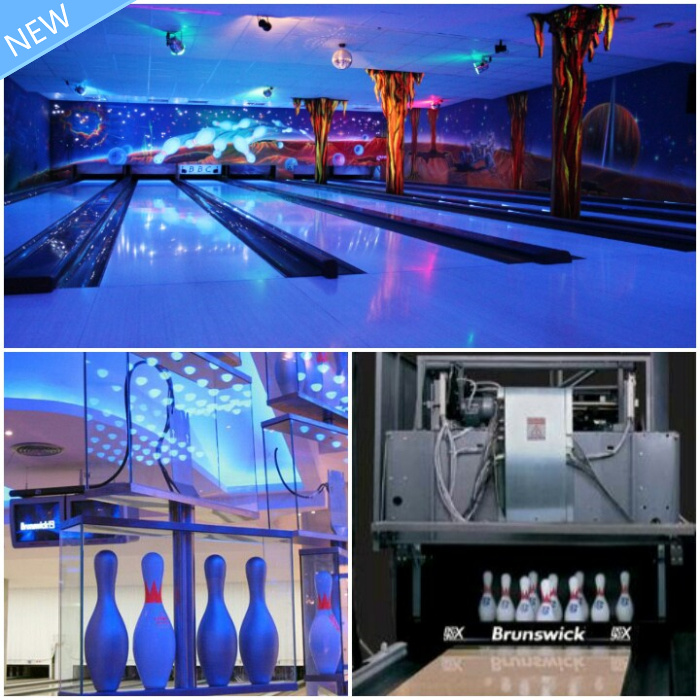 China Brunswick Bowling Equipment With Installation (GSX
