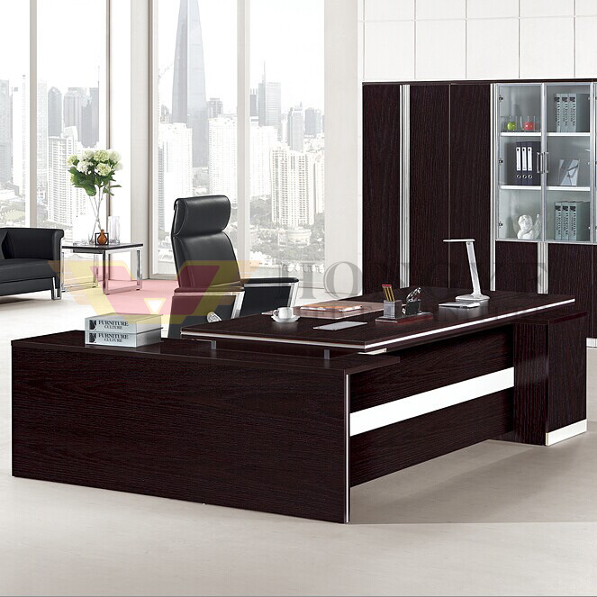 China high class chairman room oak grain modern office for Incredible modern office table product catalog china