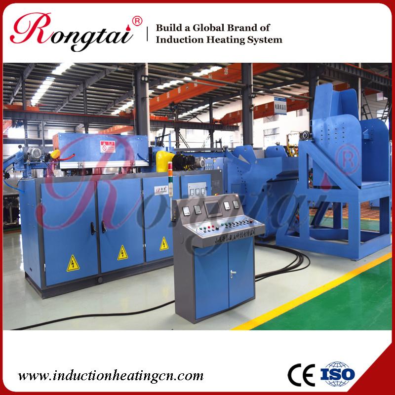 Medium Frequency Steel Bar Induction Forging Furnace