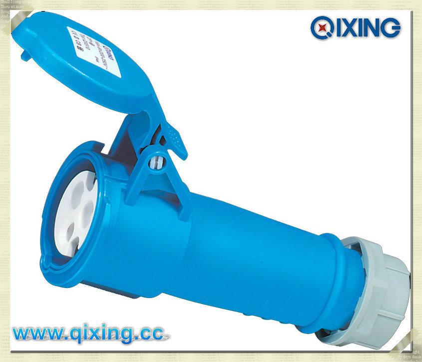 IP44 High-Ending Industrial Socket (QX510)