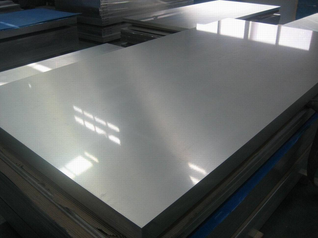Cold Rolling Aluminum Sheet for Construction/Decoration/Electronic Products