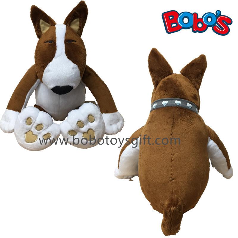 Softest Custom Plush Dog Toy Kids Toy
