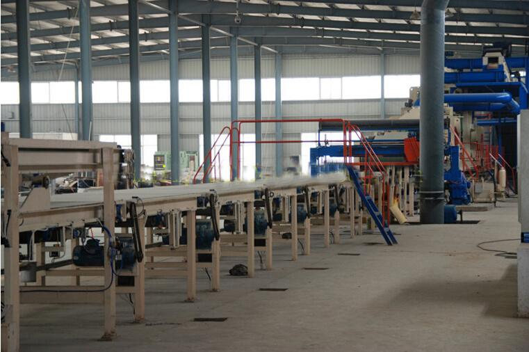 MDF Producing Machinery in Tunisia