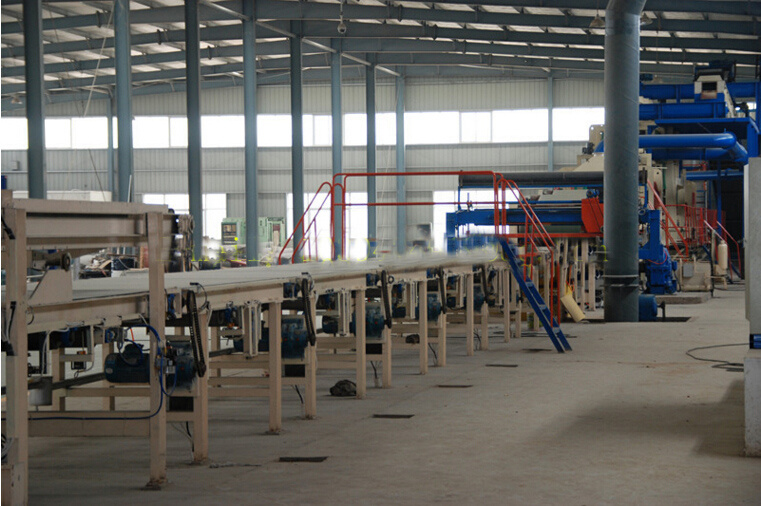 MDF Producing Machinery