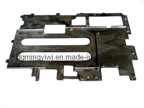 Magnesium Alloy Die Casting for Tablet Computer Holder for iPad (MG0001)