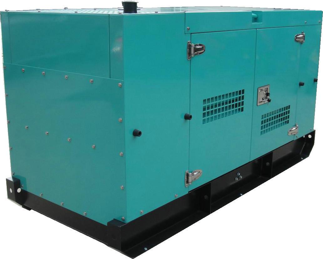 20kVA to 1250kVA Soundproof Cummins Diesel Generator