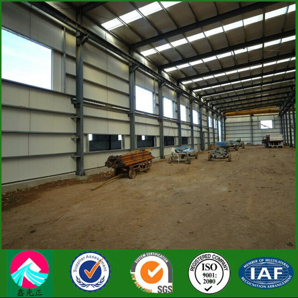 Construction Design Steel Structure Warehouse Shed