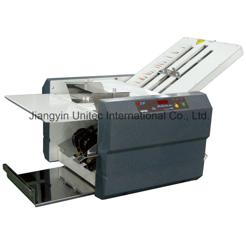 Semi-Automatic A3 Electric Paper Folder Machine (EP-42S)