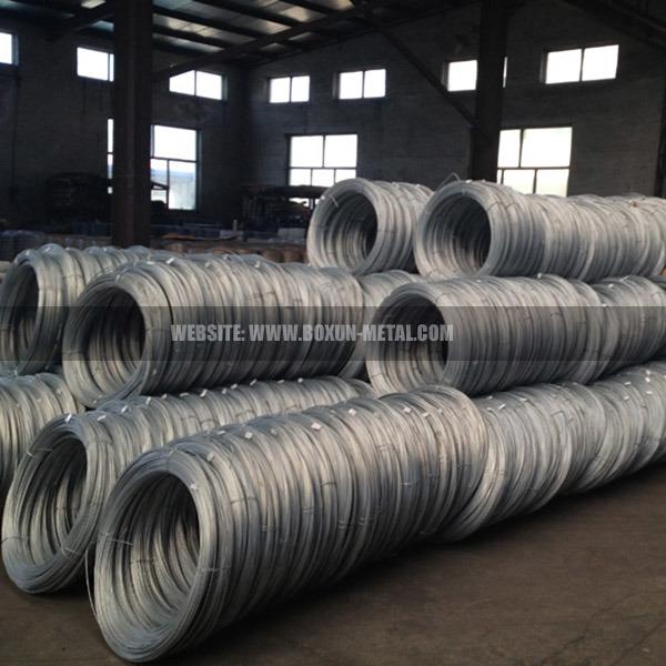Alambre Galvanizado Galvanized Wire