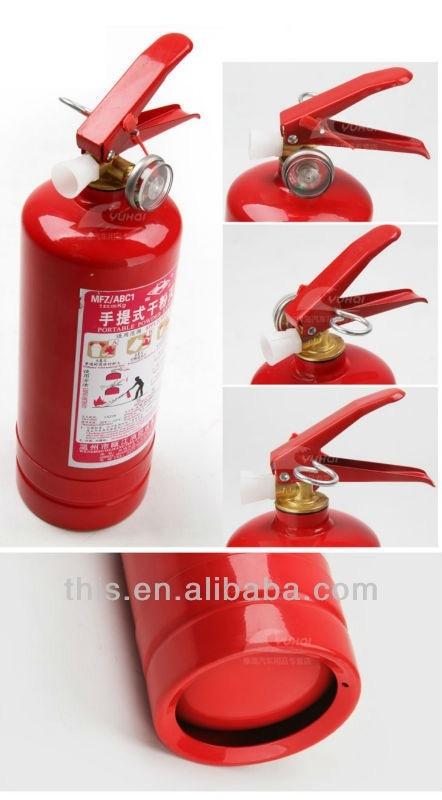 Kvz-2kgs Dry Powder Extinguisher Peru