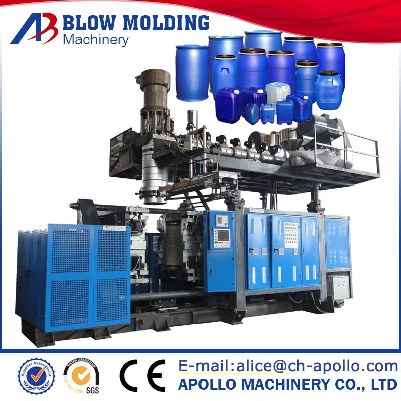 Plastic Drum Bolw Molding Machine (ABLD120)