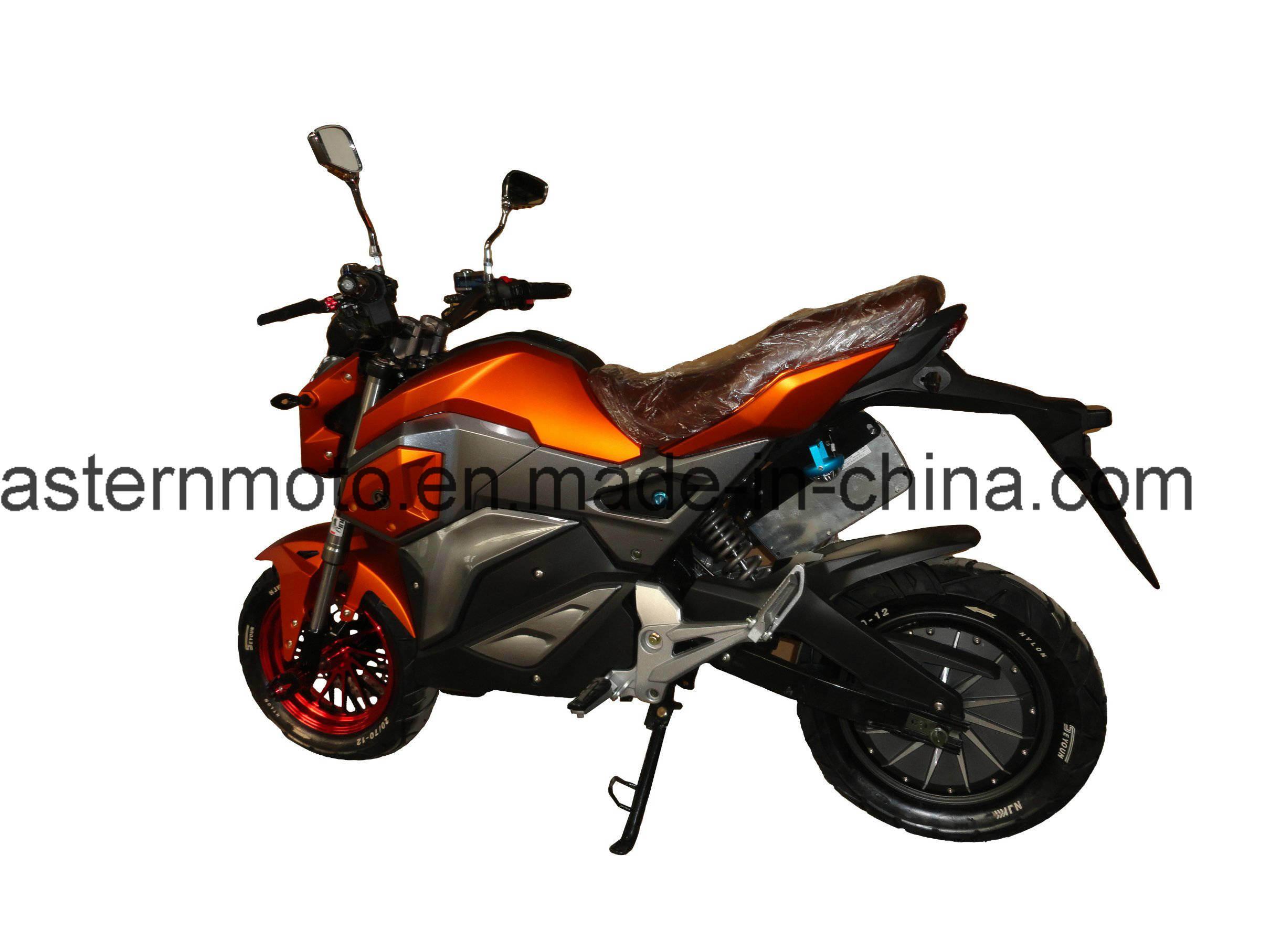 2017 Factory Sales Alloy Wheel Racing Bike Electric Motorcycle