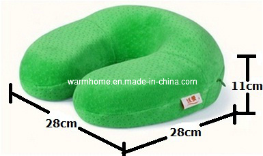 Memory Foam Neck Pillow (WHNP004)