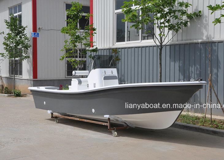 Liya 14-25 Feet Fiberglass Fishing Boats Panga Boat for Sale