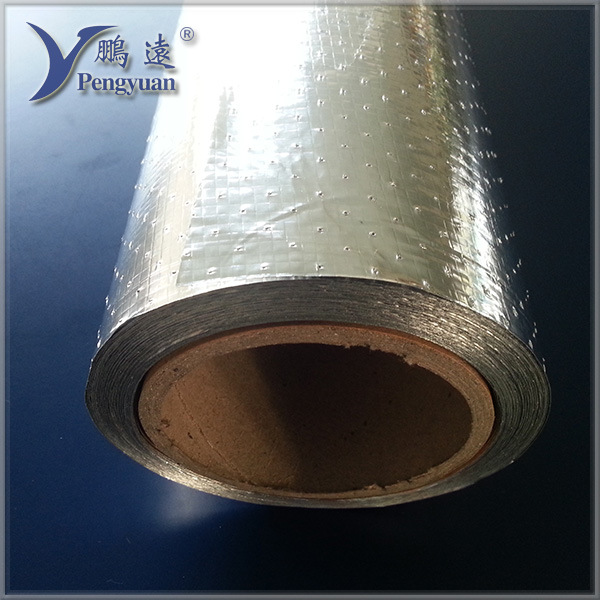 Woven Fabric Aluminum Foil and Metalized Pet Film