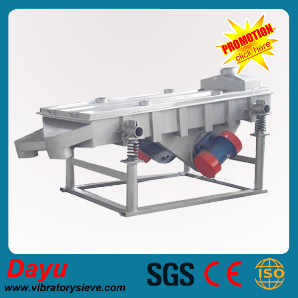 Quality Linear Vibrating Screen with The Lowest Price