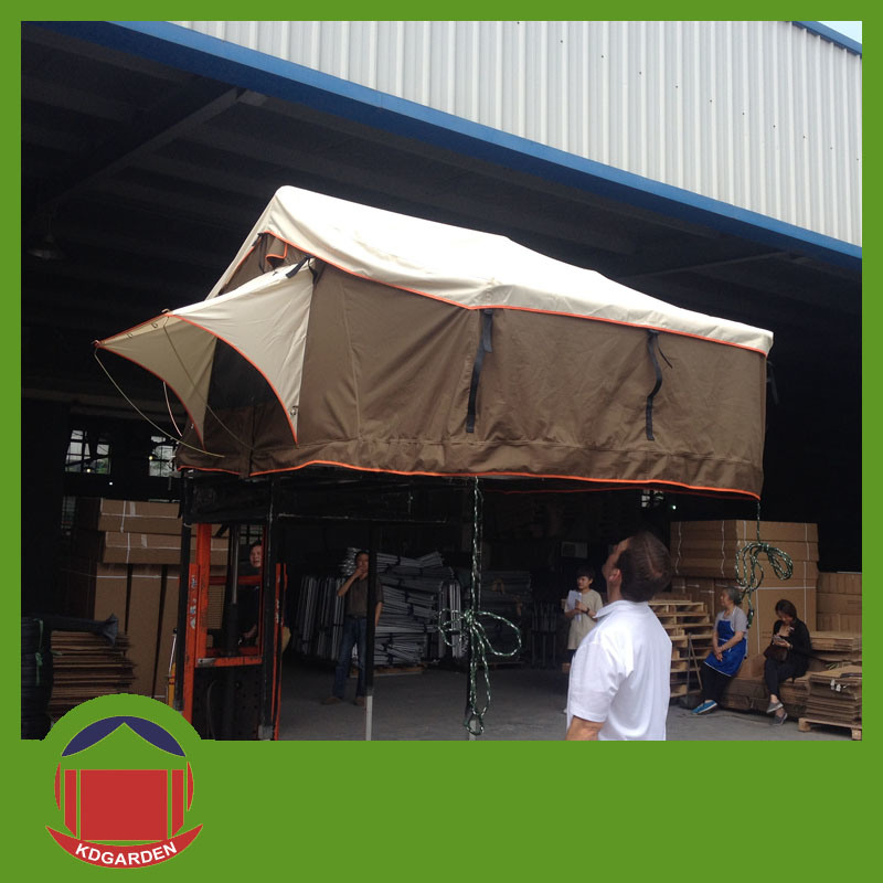 3 Person Outdoor Roof Top Tent with Shoe Bag