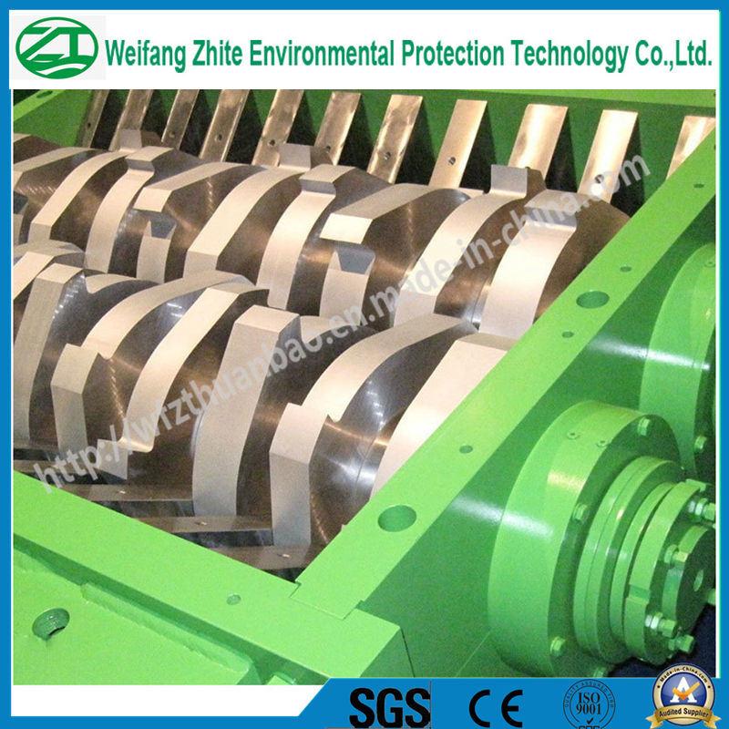 Shredder Machine for Plastic/Wood/Tire/Scrap Metal/Municipal Solid Waste/Mattress/Waste Fabric