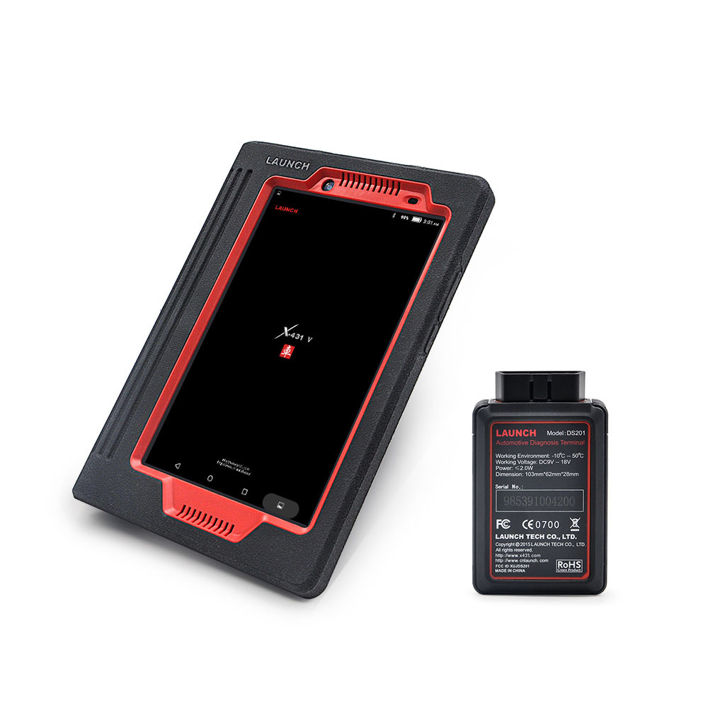 """Original Launch X431 V 8"""" Replacement to X431 PRO 8 Inch Auto Scanner Universal Car Diagnostic Scanner"""