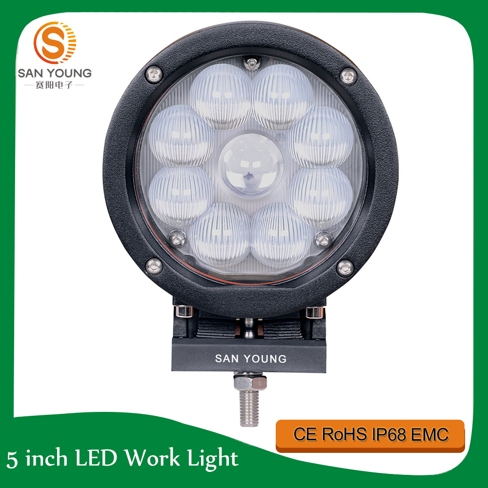 LED Working Light 45W 5 Inch CREE Auto Working Light