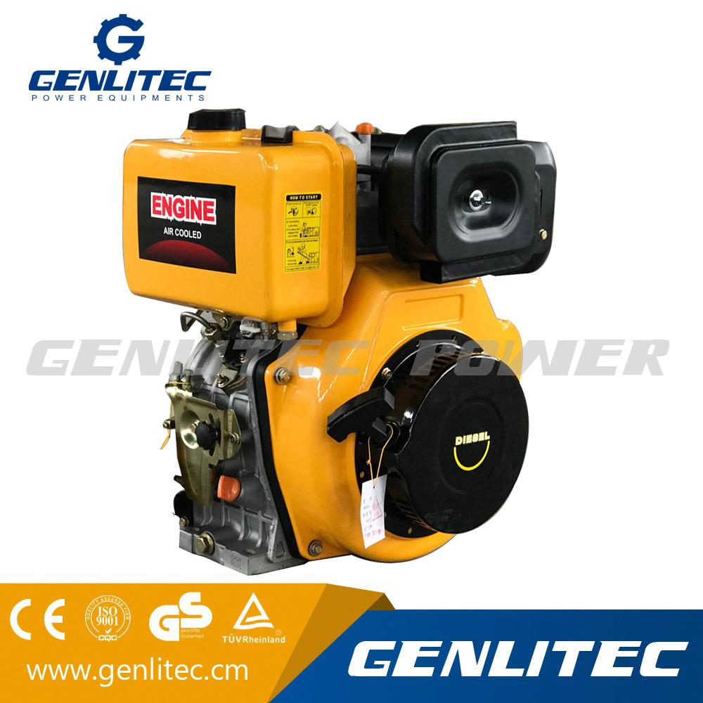 4HP 6HP 10HP 12HP 15HP Single Cylinder Air Cooled Diesel Engine