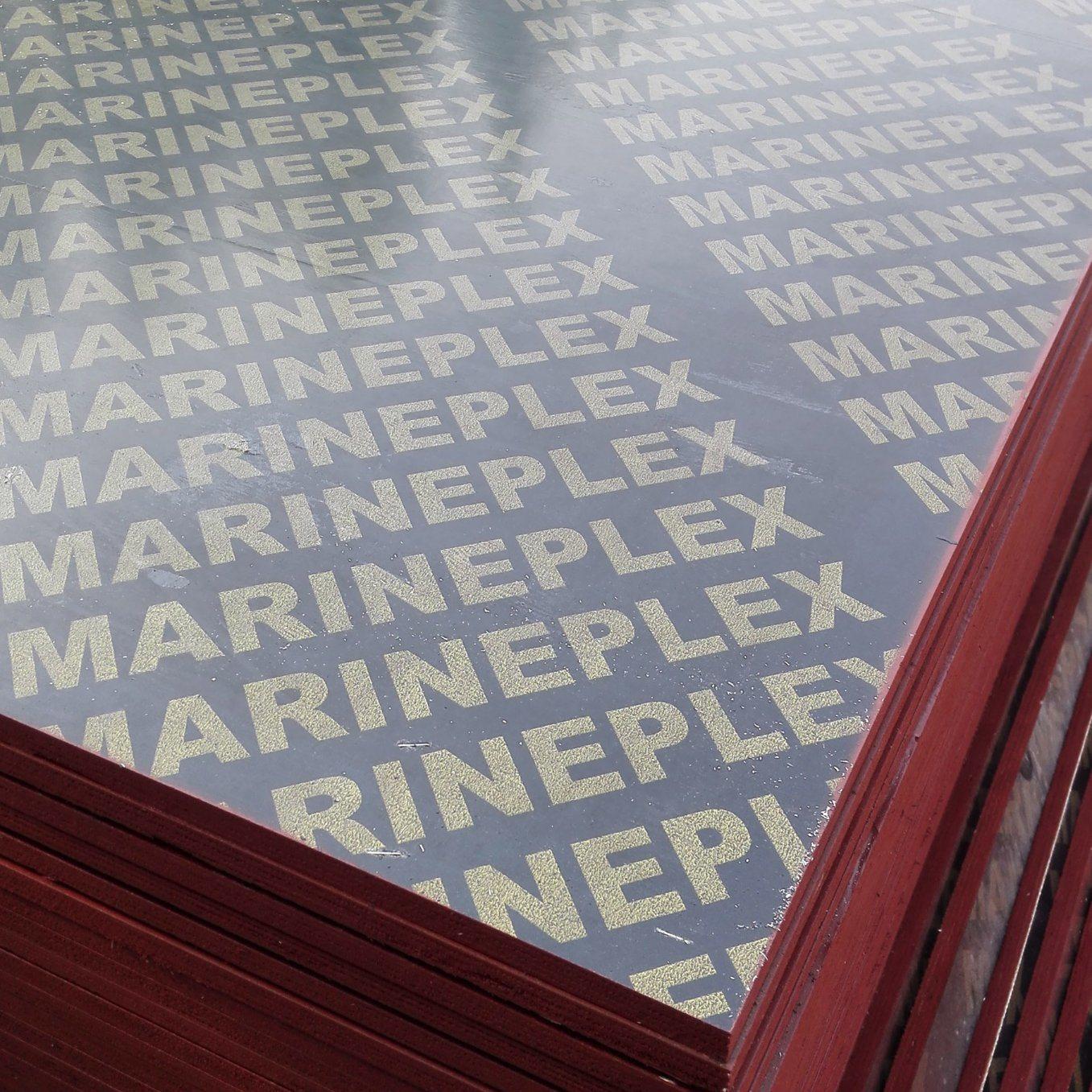 WBP Glue 18mm Phenolic Board Marine Plywood for Philippines Market