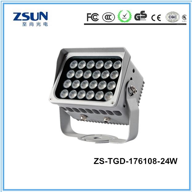 24W Small Power Light LED Flood Light 2016 Hot Sale