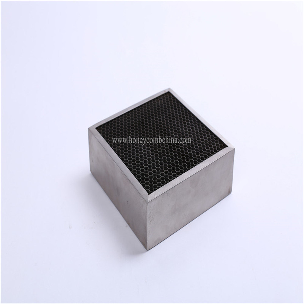Ss304 Stainess Steel Aluminium Honeycomb (HR25)