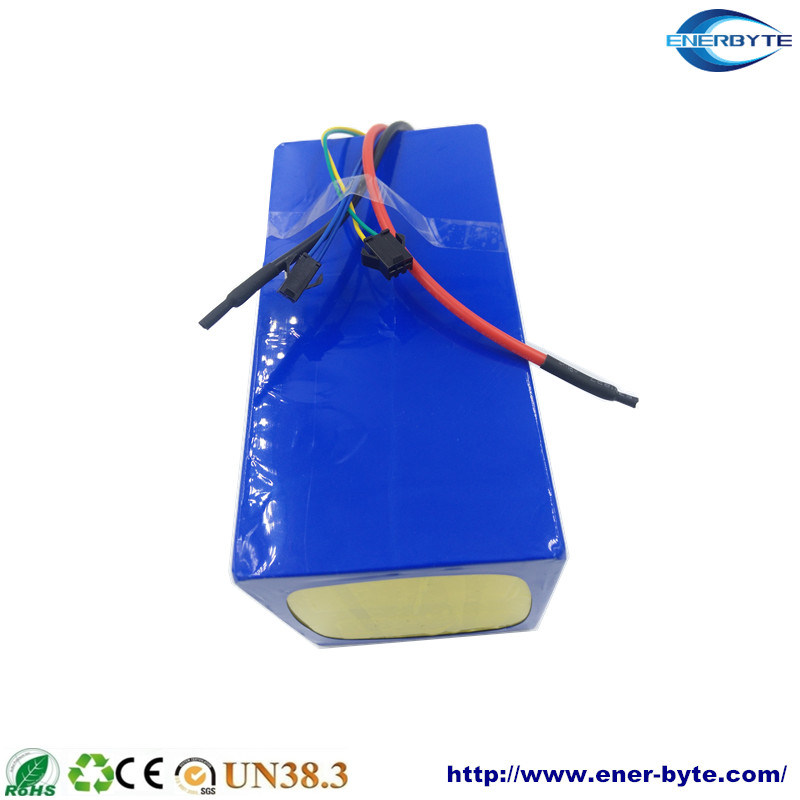 E-Motor LiFePO4 Battery Pack 72V 50ah