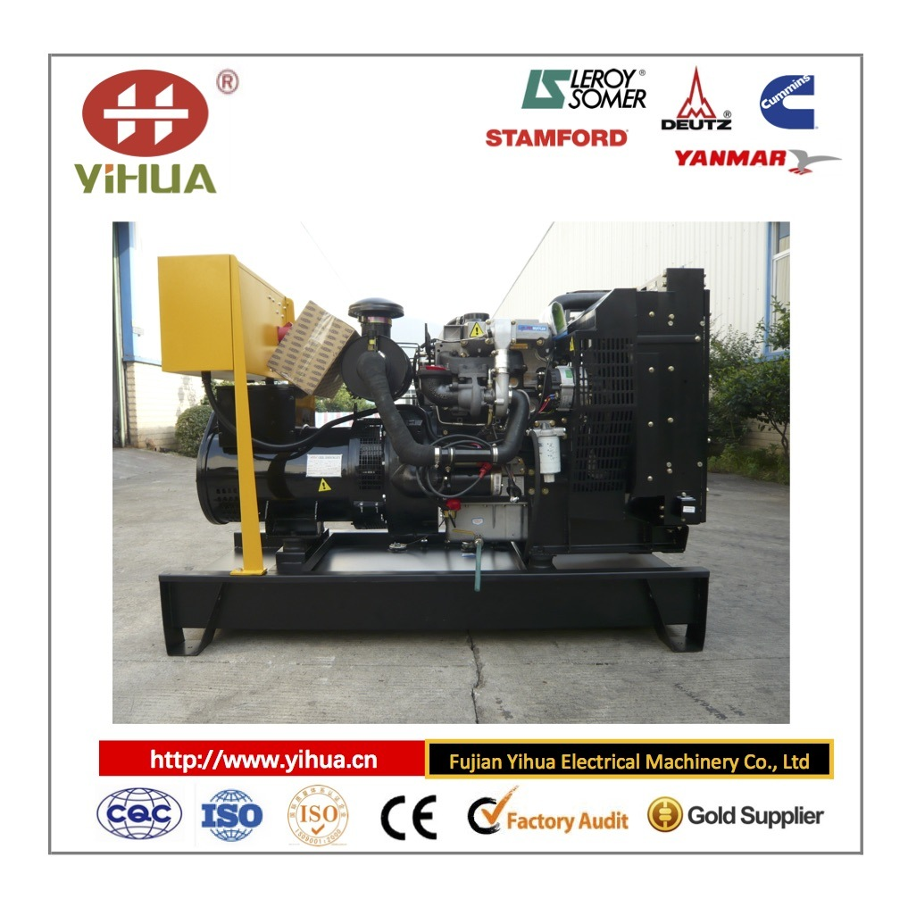 Lovol (China Perkins) Open Frame Diesel Generator Set
