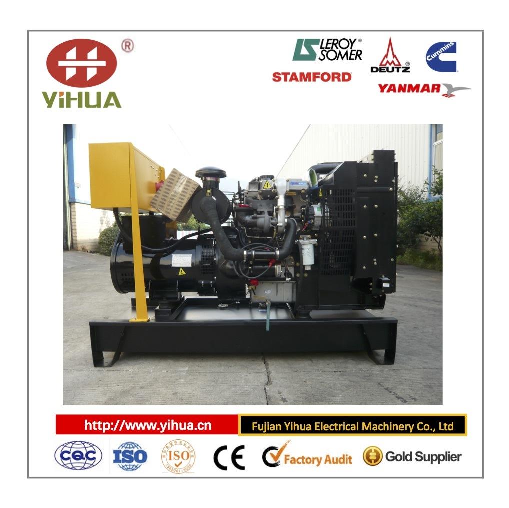 Lovol Power Open Frame Diesel Generator Set
