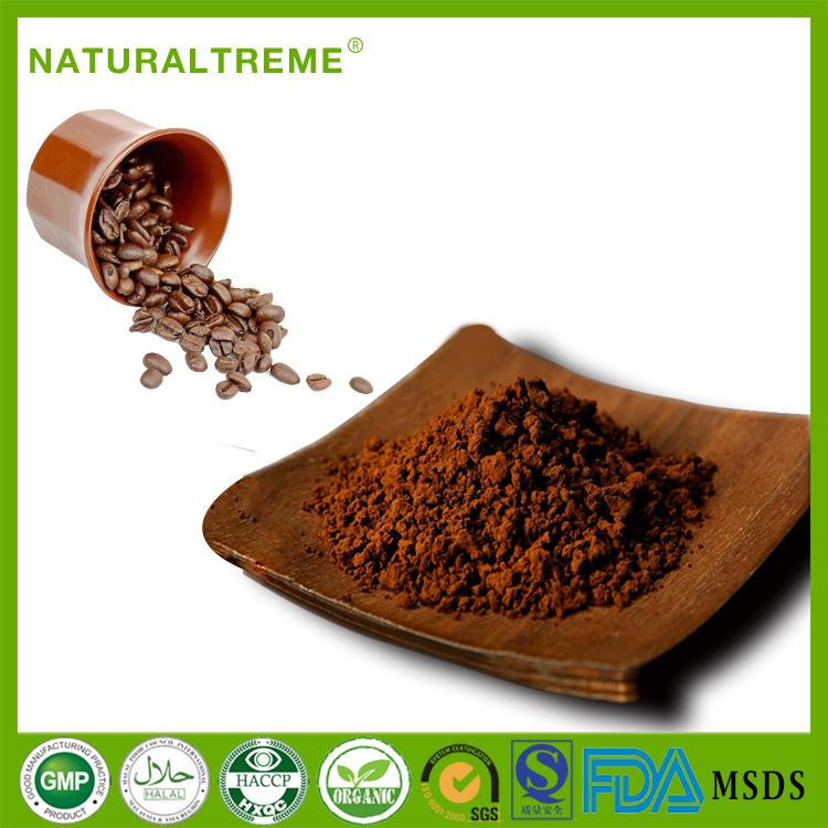 Original Brazil Arabica Black Coffee Powder Mix