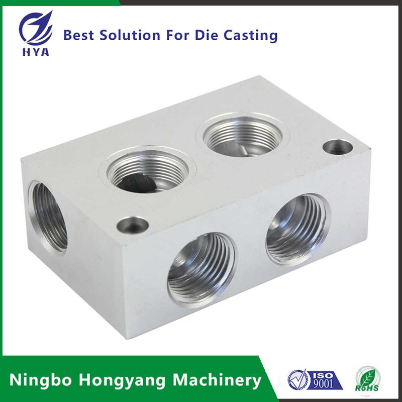 Aluminum 6063 Machined Part