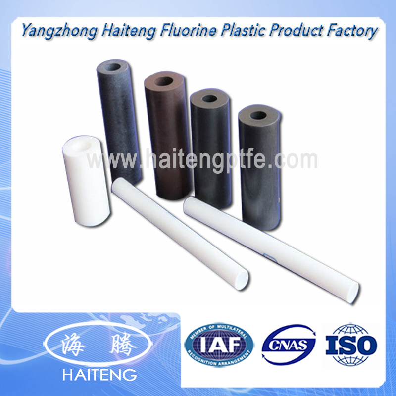 Carbon Filled PTFE Tube Graphit Filled PTFE Pipes