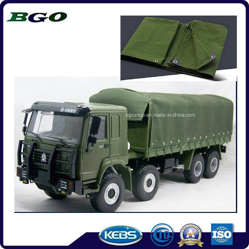 High Quality Waterproof Truck Cover Canvas Tarpaulin
