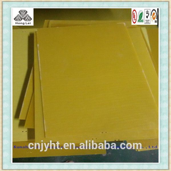 Thermal Insulation Board Fr-4/G10 Sheet with Good Dielectric Property
