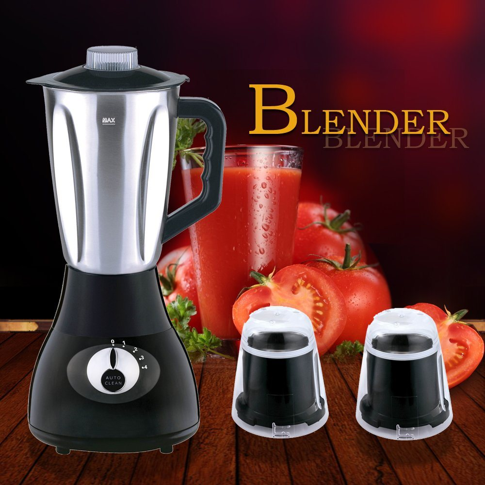 Hot Sales Stainless Jar CB-By44s 2 in 1 Electric Blender
