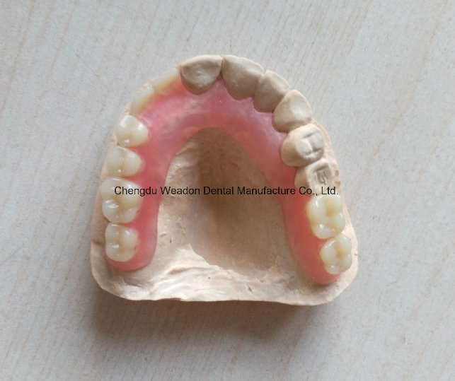 Valplast Denture From Chinese Dental Center