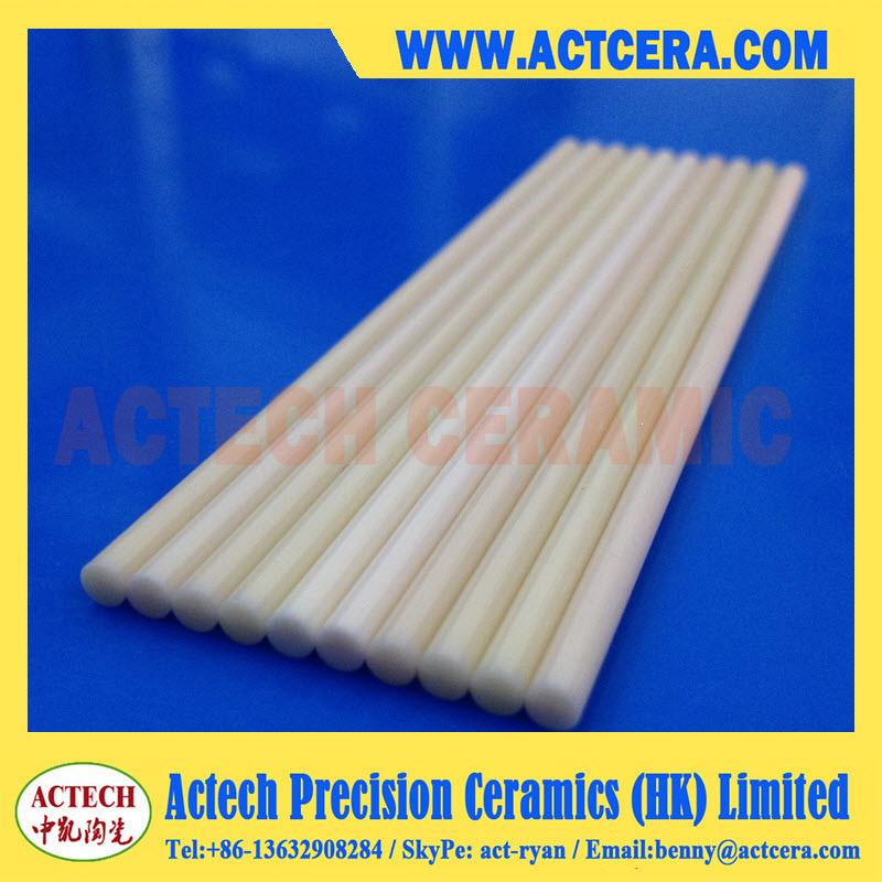 Advanced Ceramic/Y2o3 Zro2/Yttria Stabilized Zirconia Ceramic Rods and Shafts