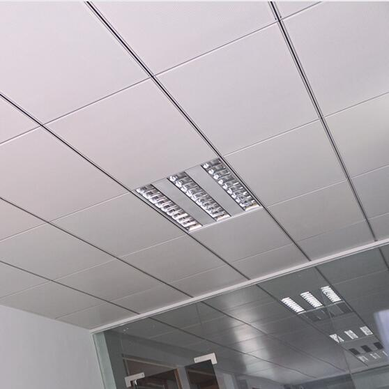 Factory Price Aluminum Lay-in Ceiling with T-Bar Suspended System