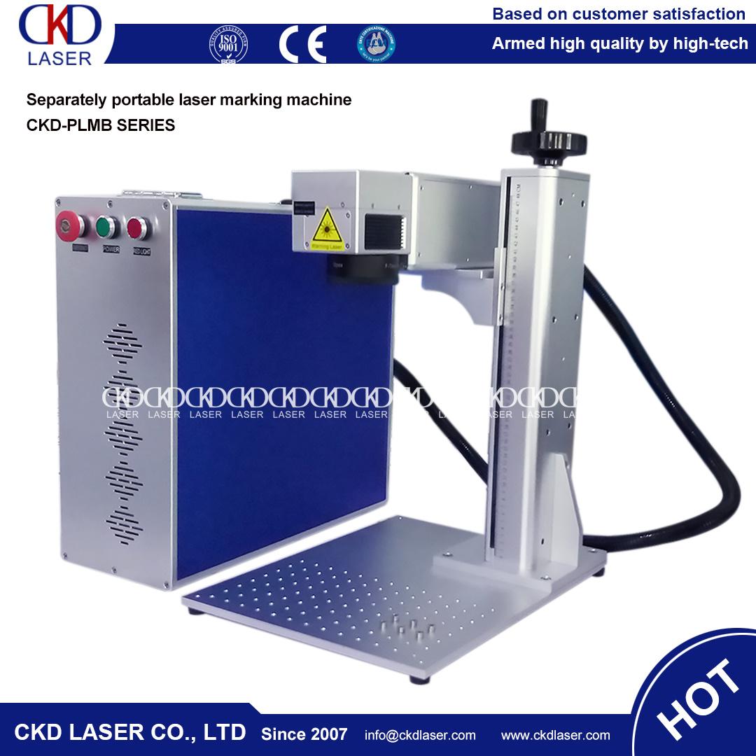 Rotary Mini Fiber Laser Etching Machine