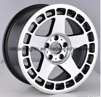 15-17 Inch Alloy Wheel with PCD 4/5X100-114.3