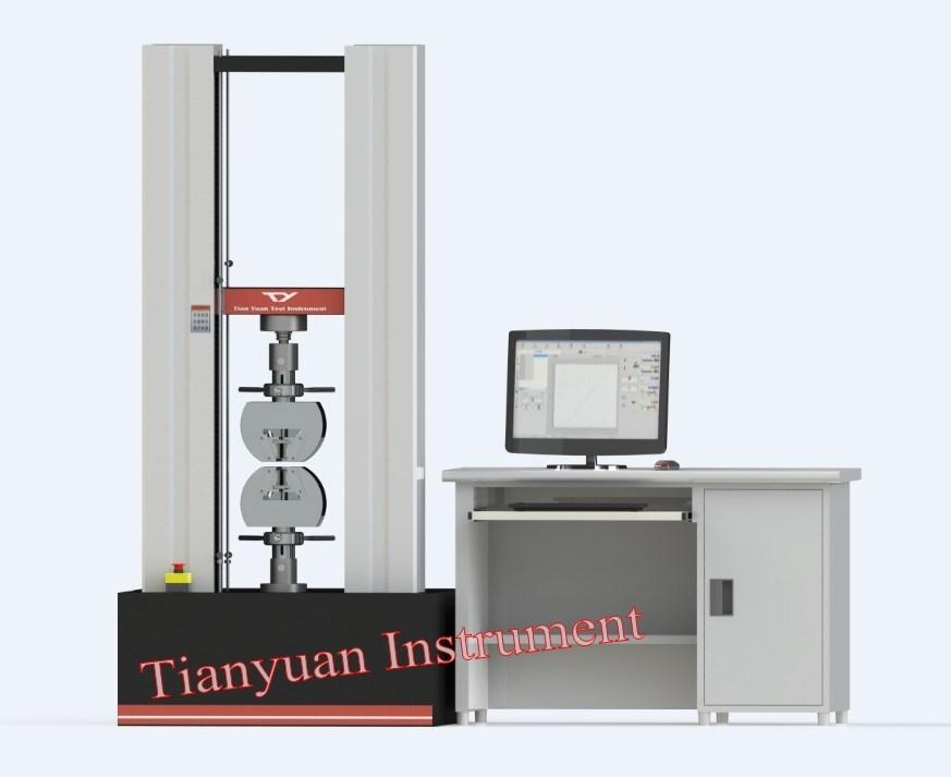 Ty8000 Electronic Universal Testing Machine 300kn