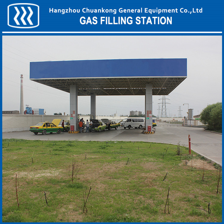 CNG Refueling Station Natural Gas Station