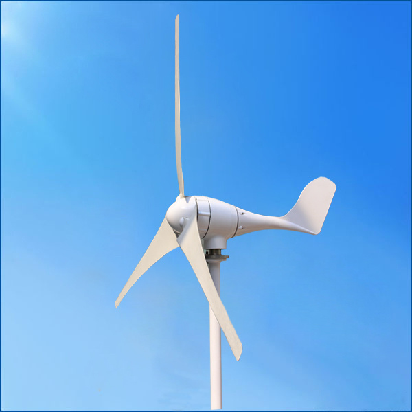 New Energy 500W 12V 24V 48V Wind Turbine Generator for Home