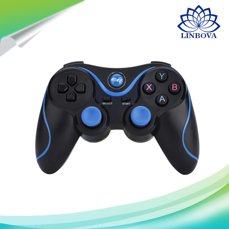 2.4GHz Wireless Bluetooth Gamepad for PS3 Android Phones Controller